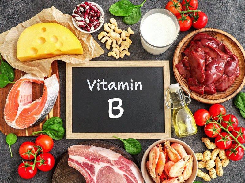 Vitamin B có tác dụng gì cho da