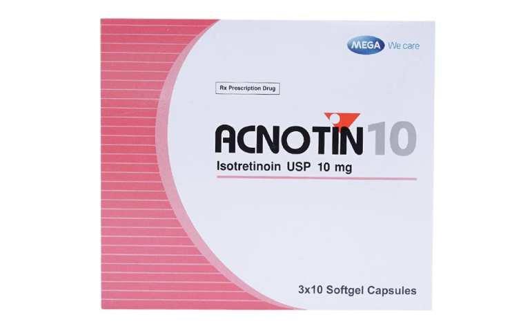 thuốc acnotin