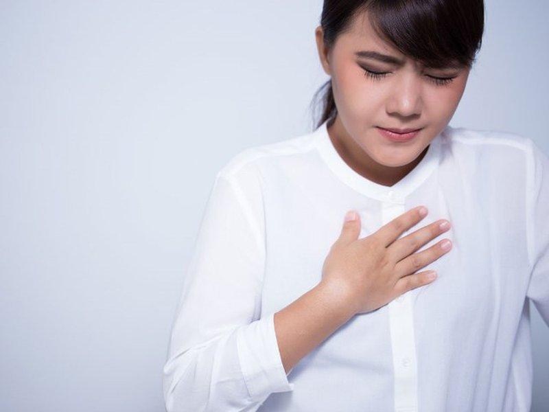 Lo lắng hồi hộp tim đập nhanh