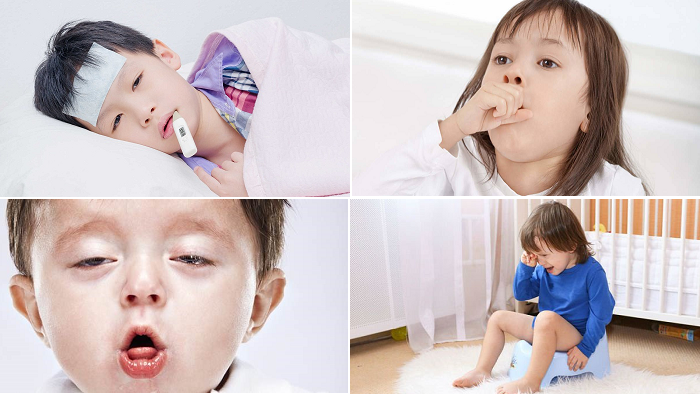 Dấu hiệu trẻ bị viêm phổi nặng