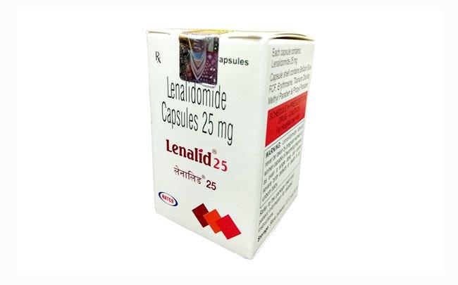 Thuốc Lenalidomide