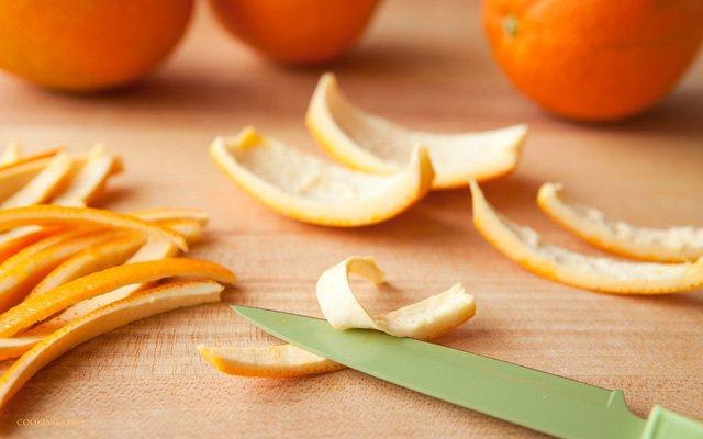 Vỏ cam có tác dụng gì