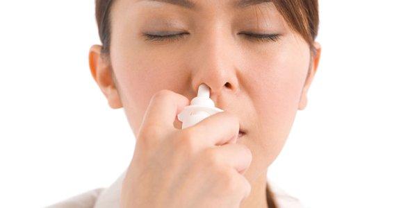 Viêm mũi phụ thuộc thuốc