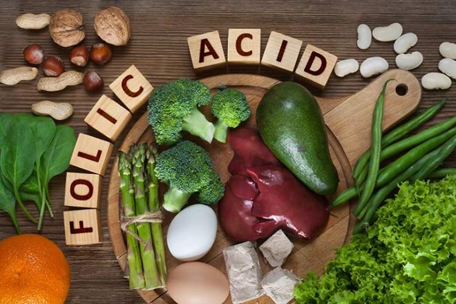 Sản phụ mang thai 6 tuần nên bổ sung acid folic với liều lượng bao nhiêu?