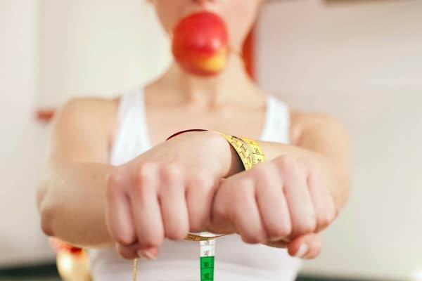 chứng cuồng ăn bulimia