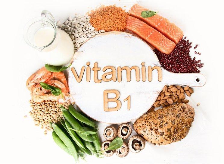 thiếu vitamin b1