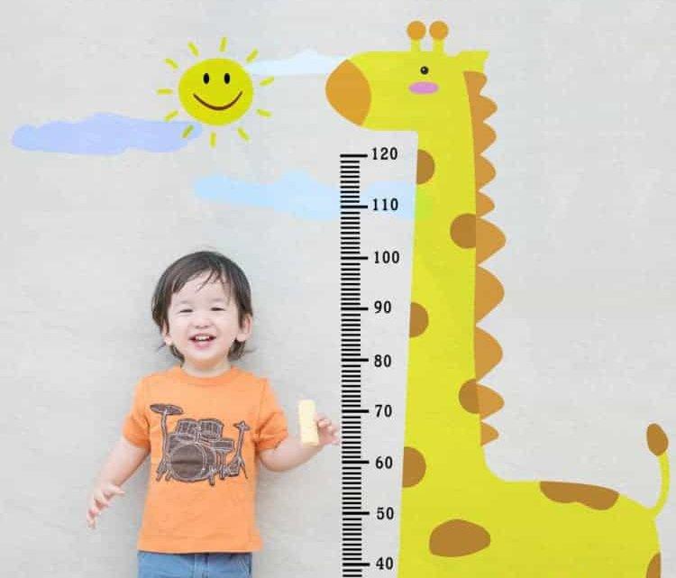 Trẻ 3 tuổi cân nặng bao nhiêu