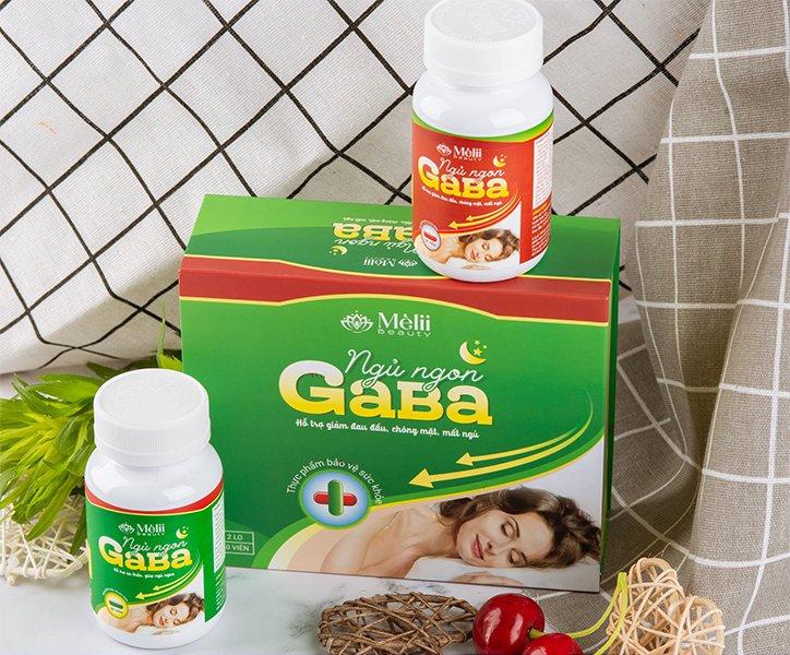 Có thể dùng thực phẩm chức năng GABA để cải thiện giấc ngủ không?