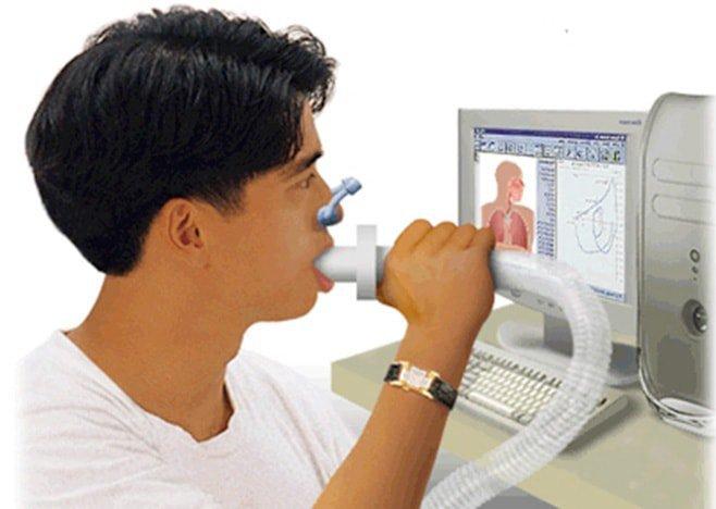 Đo chức năng hô hấp
