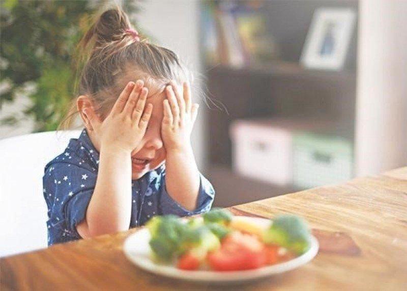 xác định trẻ có biếng ăn hay không