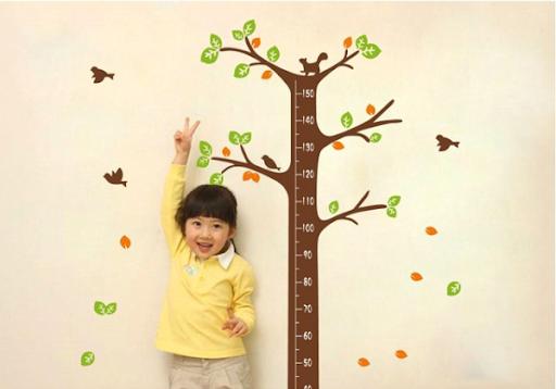 cách tăng chiều cao tối đa cho trẻ