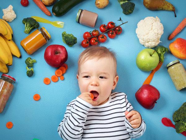 bổ sung vitamin và khoáng chất cho trẻ