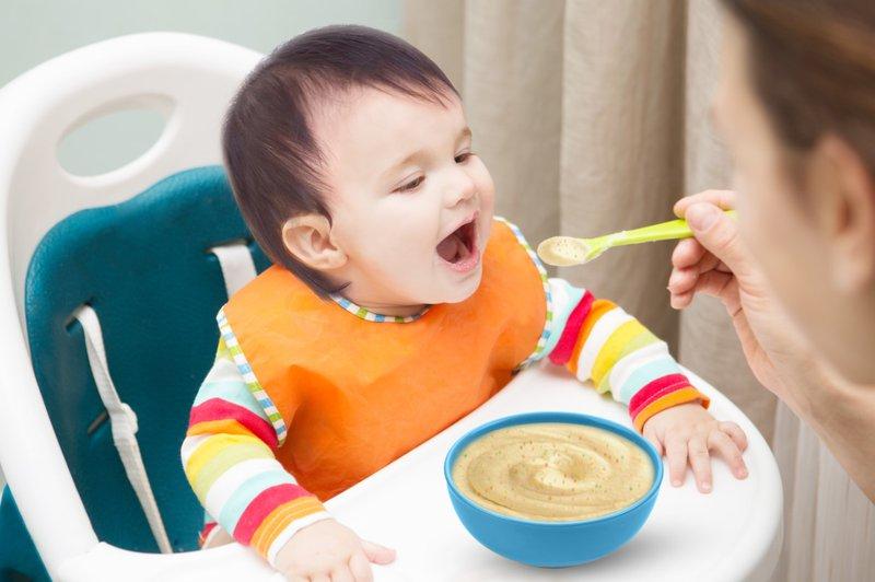 Khi nào hệ tiêu hóa của trẻ hoàn thiện