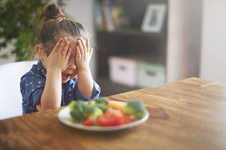 rối loạn vị giác ở trẻ