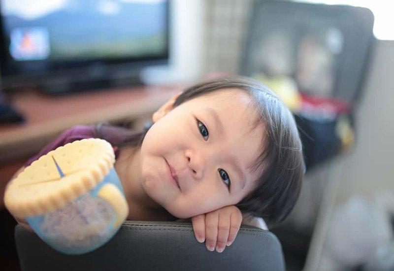 Trẻ 17 tháng biếng ăn