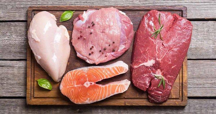 chất dinh dưỡng của thịt cá cần được bảo quản như thế nào