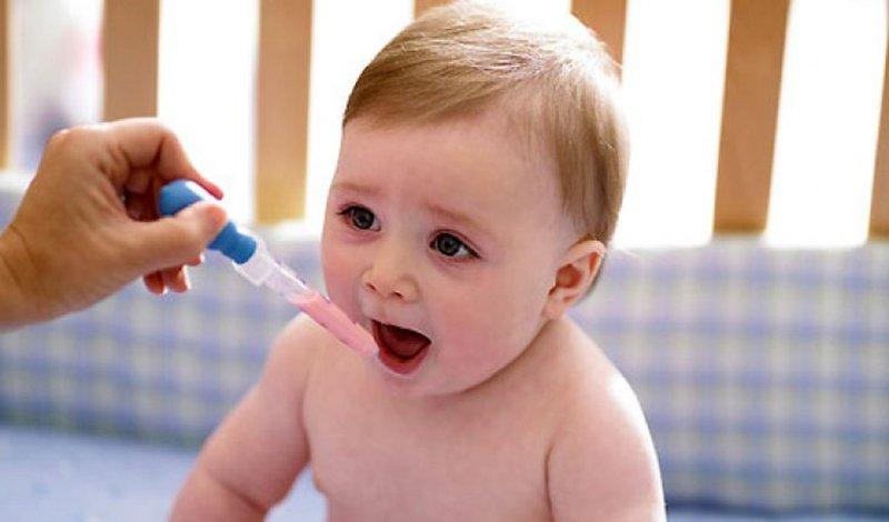 thuốc kẽm cho trẻ tiêu chảy