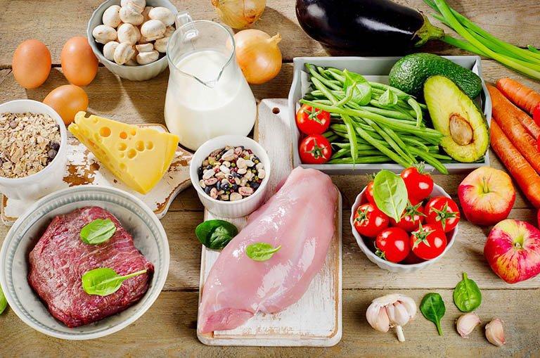 Các chất dinh dưỡng sinh năng lượng