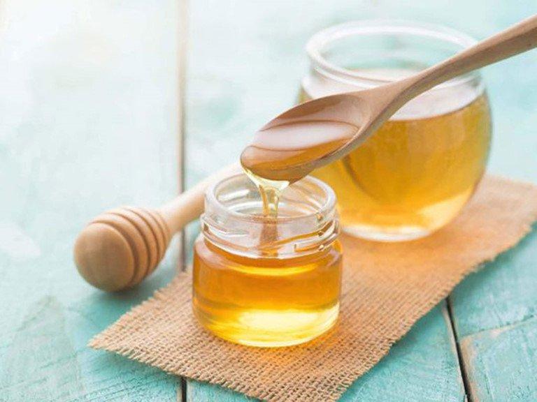 chữa trào ngược bằng mật ong