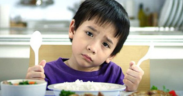 Thiếu vitamin B1 ở trẻ em dễ gây chán ăn