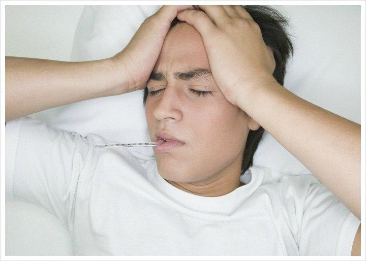 Sốt cao ớn lạnh là dấu hiệu của bệnh lý gì?