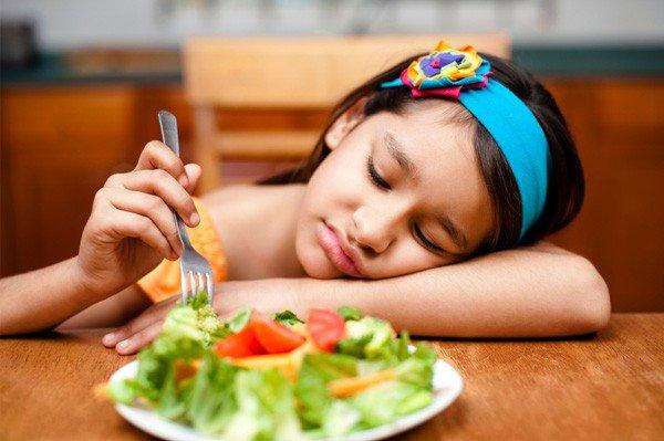 Trẻ kém hấp thu dinh dưỡng