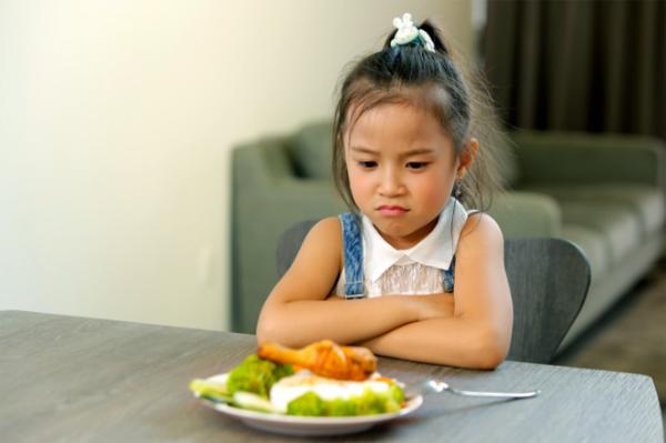 Cha mẹ cần chủ động tìm rõ nguyên nhân biếng ăn ở trẻ để có cách xử lý kịp thời