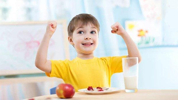 Tăng cường hệ miễn dịch trẻ nhỏ