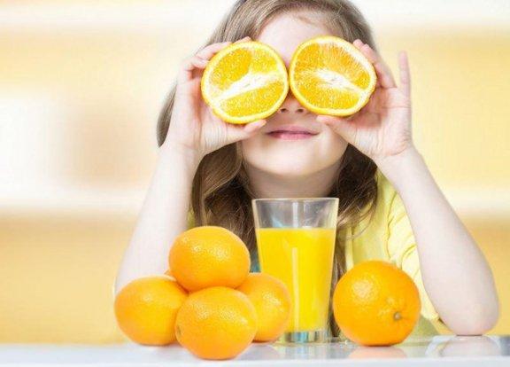 Nhu cầu và cách bổ sung vitamin C của trẻ 4 tuổi