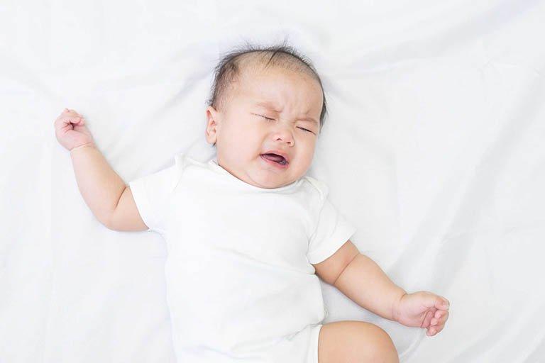 Viêm loét dạ dày ở trẻ sơ sinh