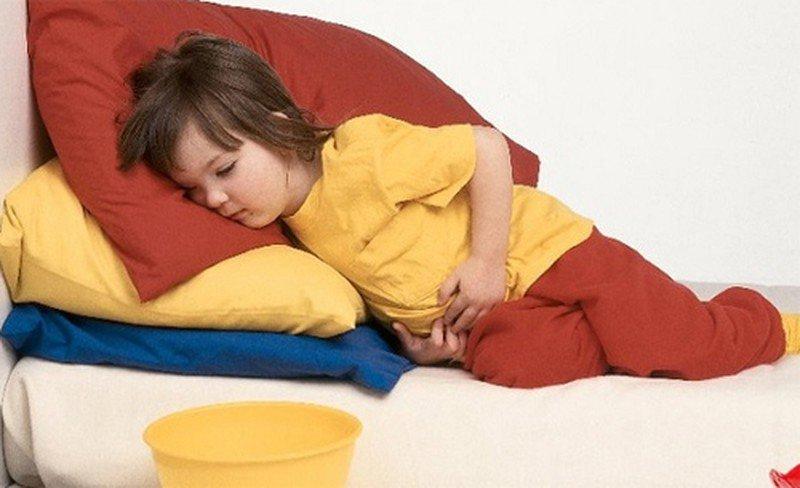 chăm sóc trẻ rối loạn tiêu hóa