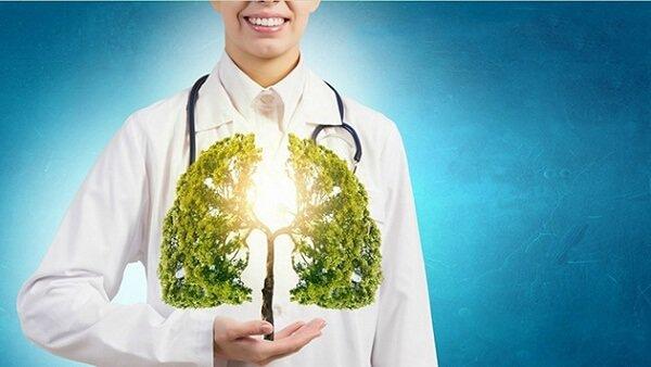 Các vitamin tốt cho phổi