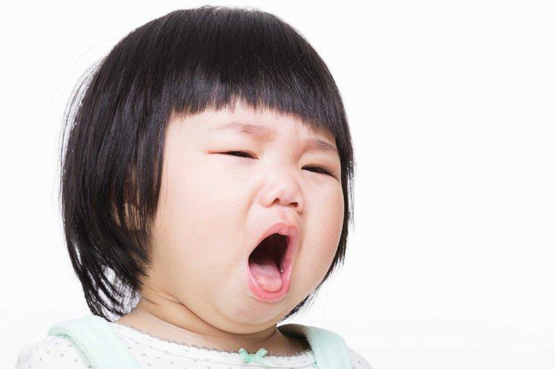 trẻ hay bị viêm phế quản