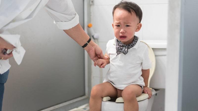 đau hậu môn ở trẻ em