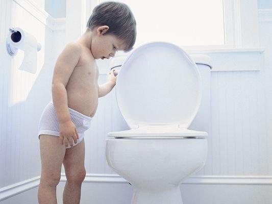 Trẻ em buồn tiểu liên tục