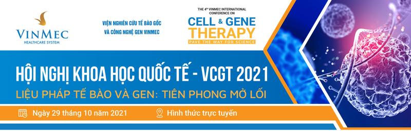 Hội nghị liệu pháp tế bào 2021